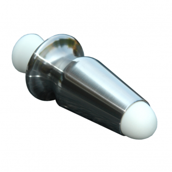 Stainless steel hollow plug system